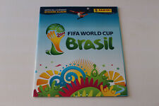Album panini foot souple NEUF  vide !  Bresil 2014  world cup