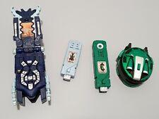 Kamen Masked Rider W (Double) Memory Gadget Series 04 Beetle Phone & 05 Frog Pod