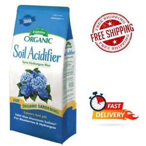 Espoma Organic Soil Acidifier 6 lb.