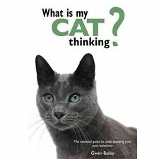 What is my Cat Thinking?: The essential guide to understanding your pet, New Boo