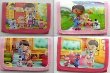 1PCS New lot Doc McStuffins children Cartoon Coin wallets purses