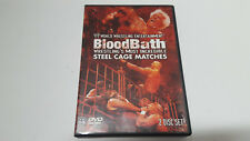 ** WWE - Bloodbath (DVD, 2003, 2-Disc Set, Two Disc Set)