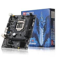 Colorful C.H81M plus V24A Motherboard for Intel H81/LGA1150 DDR3 SATA3 USB Q0J1
