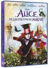 DVD *** ALICE DE L'AUTRE COTE DU MIROIR *** Johnny Deep  ( neuf sous blister )