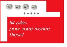 kit de 4 piles pour MR BIG DADDY DZ 7250 diesel authentique