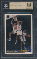 1992-93 Upper Deck Spanish #220 Shaquille O'Neal Rookie Card Graded BGS 9.5 *738