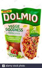 Dolmio Veggie bontà sugo di pomodoro le zucchine & Basilico Confezione da 5