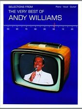 Andy Williams, The Very Best of (PVG); Williams, Andy, 7337A - 185909841X