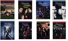 The Vampire Diaries Complete Series All Seasons 1-8 Box DVD Set Collection Vols