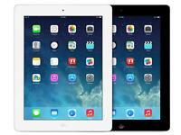 Apple iPad 4 16GB, Wi-Fi, 9.7in - Black/silver mix - UK iPad -