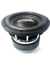 """ATOMIC LOUD SPEAKERS APX 12"""" D1 OHM SUBWOOFER New $950"""