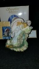 Seraphim Classics Heaven On Earth Serenity Trusting Soul Angel #81489 1999 Roman