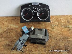 Motorsteuergerät Opel Astra H 1.9 CDTI 0281012549