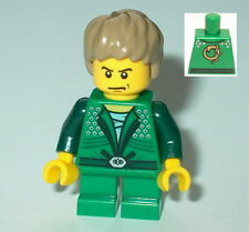 NINJAGO #04A Lego Lloyd Young/Child Green Ninja NEW Genuine Lego Parts custom