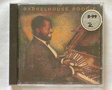 Barrelhouse Boogie CD Featuring Meade Lux Lewis, Jimmy Yancey, Pete Johnson ...