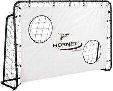 HUDORA 76918 Fußballtor / Tor Hornet 180 mit Torwand
