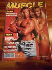 LE MONDE DU MUSCLE #115 bodybuilding magazine/ROGER STEWART 10-92 (Fr)