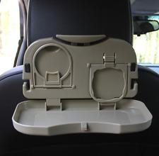 Folding Table Car Back Seat Storage Tidy Organiser Drink Food Holder Tray AC06