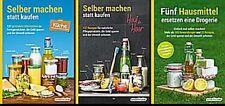 Fünf Hausmittel ersetzen eine Drogerie + Selber machen statt kaufen - Küche ...