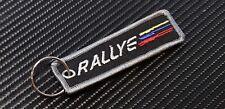 Peugeot 106 / 306 Rallye Keyring Double Sided