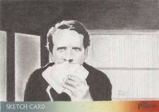 "The Prisoner - Karl Jones ""Patrick McGoohan - Number Six"" Sketch Card"