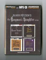 Oliver Potzsch Hangman's Daughter Series 4-In-1 MP3-CD Collection - Audiobook