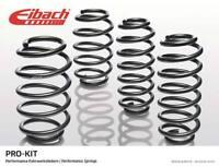 Kit 4 RESSORTS COURT EIBACH PRO-KIT VW GOLF IV Cabriolet (1E7) 1.9 TDI 110 CH