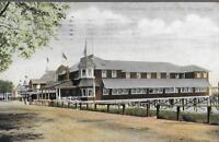 POSTCARD-1908 WILCOX RESTAURANT, SAVIN ROCK, WEST HAVEN, CONN