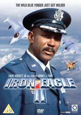 Iron Eagle II DVD Region 2
