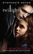 Twilight Saga: Twilight 1 by Stephenie Meyer (2008, PB, Movie Tie-In) XX 1502