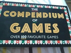 Hamlyn compendium of 100 games complete good condition 1989