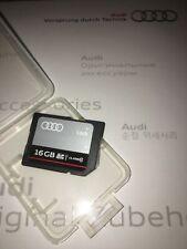 Scheda SD 16GB Audi ORIGINALE