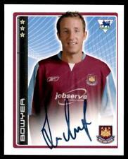Merlin Premier League 07 Bowyer West Ham United No. 491