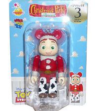 Disney Pixar Christmas Party 2013 Bearbrick Be@rbrick 100% no.3 Jessie Santa Ver