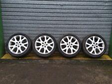 """Mazda 6 Set of 18"""" Inch Alloy Wheel 225/45R18 18x7.5J 996509  GH MK2 2010"""