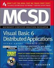 MCSD Visual Basic 6 Distributed Applications Study Guide (Exam 70-175) Michael