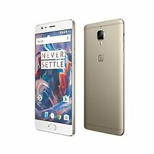 OnePlus 3 Three 3t A3003 64gb Gold 4g LTE Unlocked AU Phone