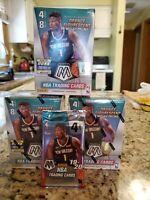 (1)pack 2019-2020 Panini Mosaic NBA Basketball Blaster pack Orange Prizm Bra New