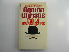 Poirot Investigates, Agatha Christie, Paperback, 13th Printing, 1978