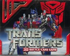 Transformers 3D CCG Original Pack Box with  Display MINT