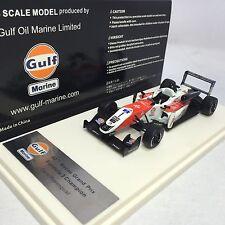 1/43 Peako F3 Macau 62nd Grand Prix Formula 3 Champion Gulf Racing