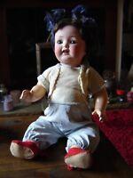"18"" Heubach Koppelsdorf 342.3 Germany Antique character doll."