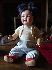 "18"" Heubach Koppelsdorf 342.3 Germany Antique character doll."