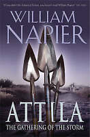 """VERY GOOD"" Attila: The Gathering of the Storm (Attila Trilogy 2), Napier, Willi"