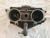 Solex Carburettors 40PII-4 (40 PII-4)x 2 Porsche 356 912 with Knecht filters x 2