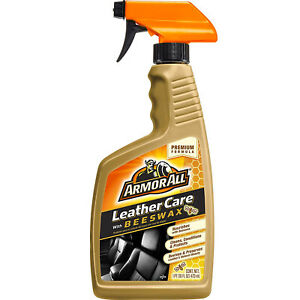 Armor All Leather Care with Beeswax, 16 fl. Oz. Trigger Spray