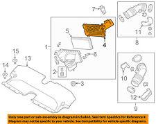 Infiniti OEM 14-18 Q50 3.7L & Hybrid ONLY Air Cleaner Body LEFT 165264GA0B