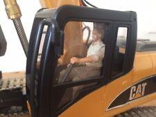 HUINA 1:14 1:16  Excavator Driver Bruder Tamiya Truck Lorry Rc Car