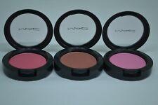 MAC Pro Longwear Blush BNIB 0.21oz./6g ~choose your shade~DISCONTINUED~RARE~HTF~
