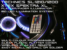 Spektra XL Platter Halo LED System With Fader Lighting For Technics SL-1200/1210